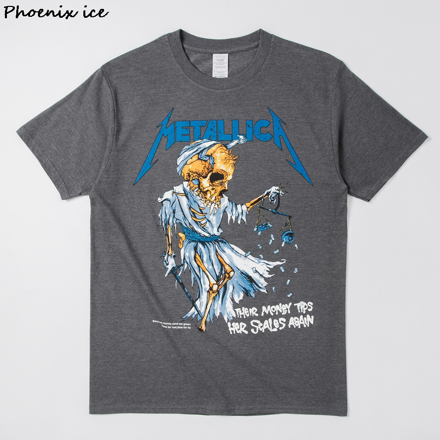 Metal ghost promotion shop for promotional metal ghost on for Thick t shirts brands