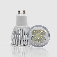 Lampada Led Spotlight Lampada Led Bulb Focoe Refletor Bombillas Led Lamp GU 10 220V 3W 4W 5W Lampara Lampe Spot Light Luz Lustre(China (Mainland))