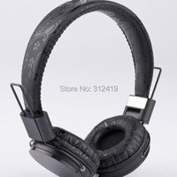 Free shipping High Quality Headphone Flower Housing EP05B with Mic for mobile phone By Post