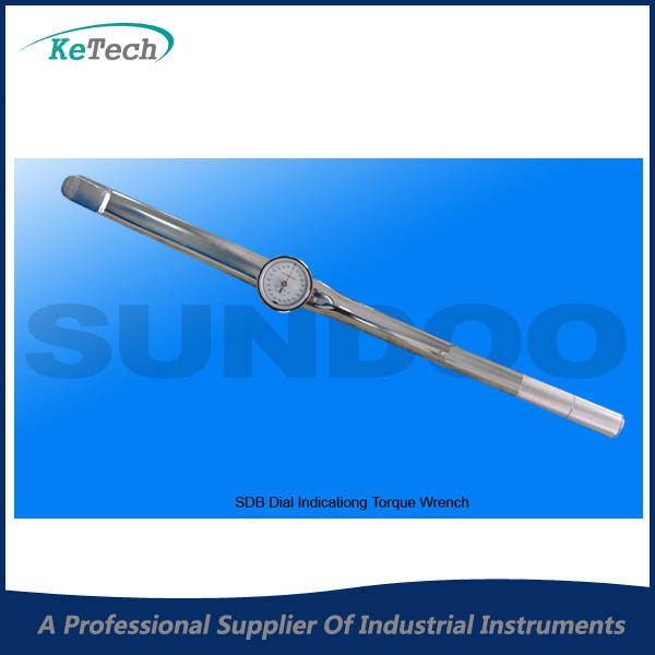 Sundoo SDB-200 40-200N.m Handheld Dial Indicating Torque Wrench(China (Mainland))