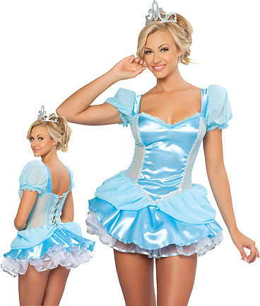 Cosplay Fancy Princess Costumes for Women Dress Halloween Costume Ladies Elegant Dress Costume Cinderella Layered Skirt(China (Mainland))