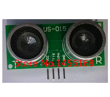 10PCS US-015 ultrasonic ranging module(China (Mainland))
