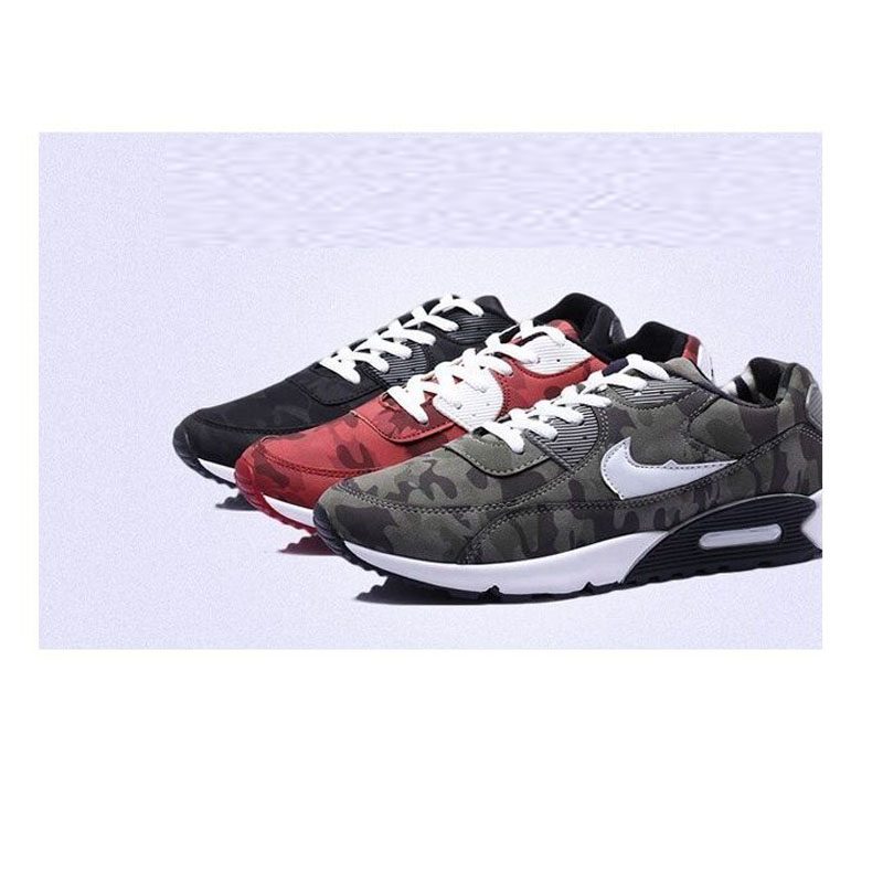 Гаджет  In the spring of 2015 Korean Camo air cushion shoes warm men climbing shoes travel shoes heel. None Обувь