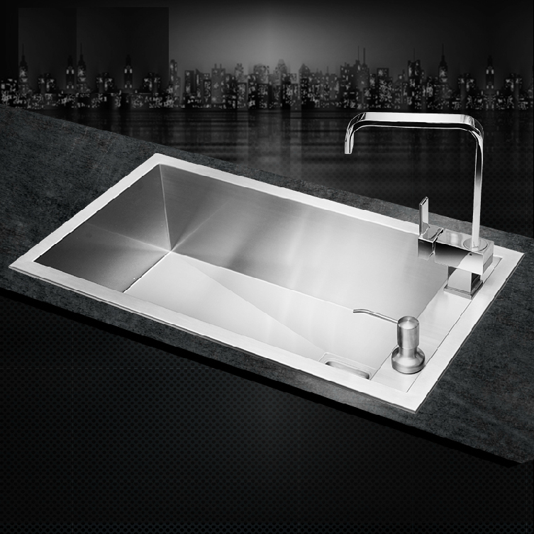 Buy Sus304 Stainless Steel Kitchen Sink