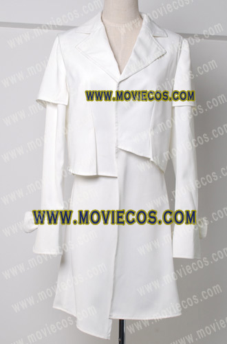 TWILIGHT NEW MOON COSTUME ALICE CULLEN WHITE SUIT M002Одежда и ак�е��уары<br><br><br>Aliexpress