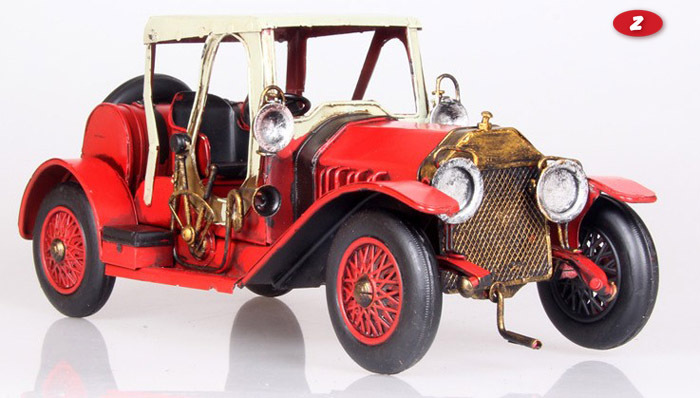 New arrival wholesales price classic handicrafted steel bubble car, reality workmanship(China (Mainland))