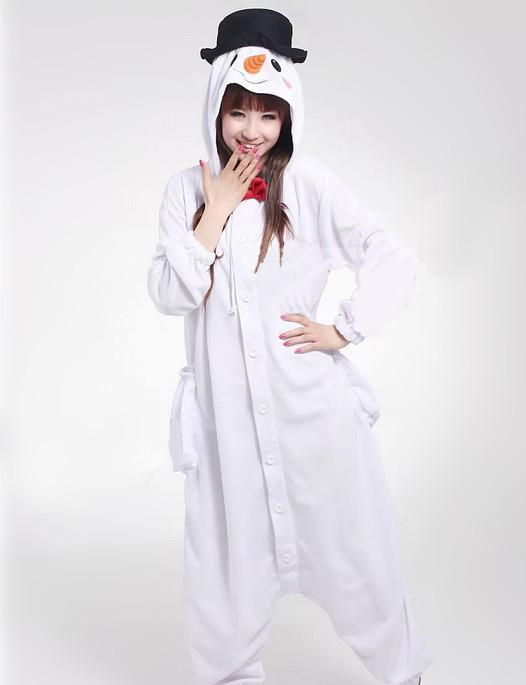 New adults costume onesies snowman onesies ladies mens for Mens dress shirt onesie