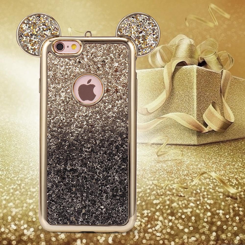 Online Get Cheap Iphone 6s Plus Glitter Phone Case -Aliexpress.com ...