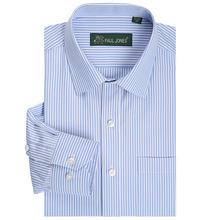 Классический Полосатый Мужчины Платье Рубашки С Длинным Рукавом Плюс Размер Бизнес Формальные Рубашки Мужские Случайные Рубашки camisa masculina camisas hombre(China (Mainland))
