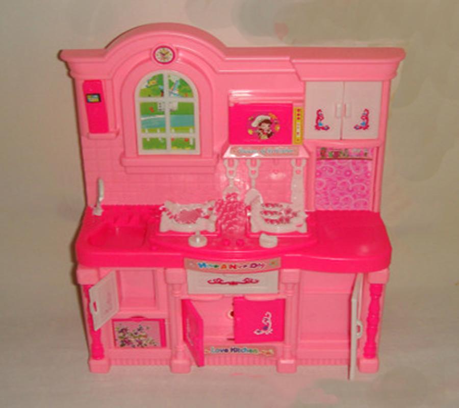 Barbie poppenhuis koop goedkope barbie poppenhuis loten for Poppenhuis voor barbie