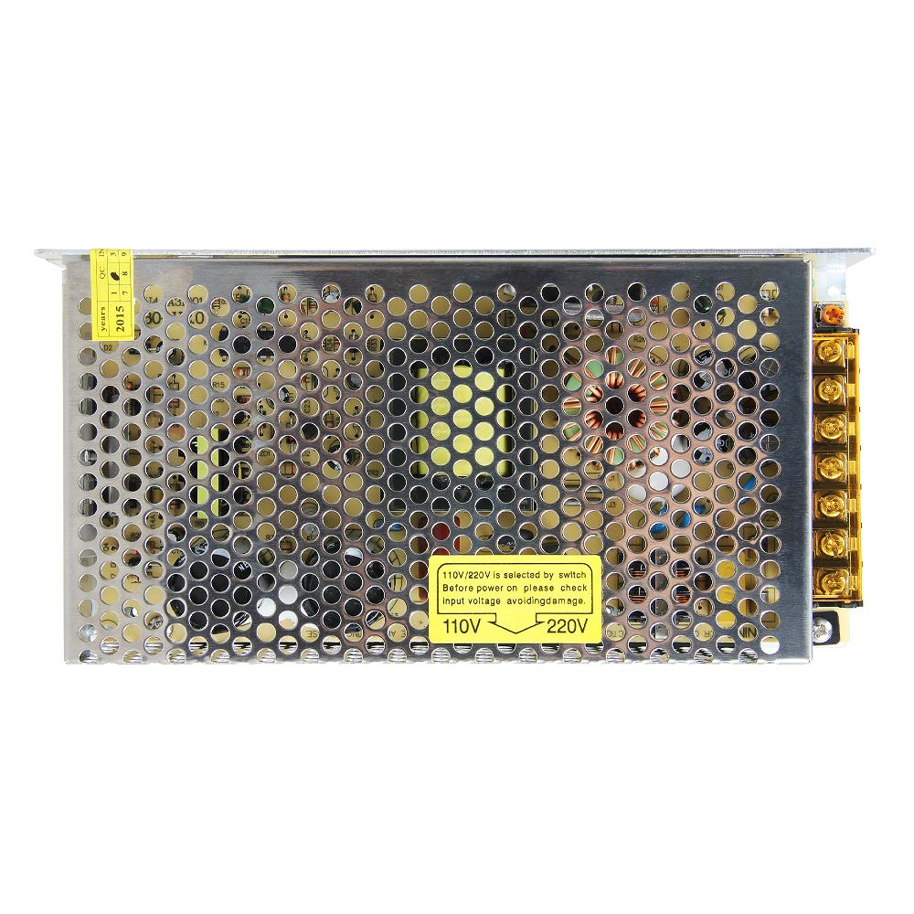 3D Printer Output 12V 0 15A 110V 220V Adjustable Input Switching Power Supply S 180 12
