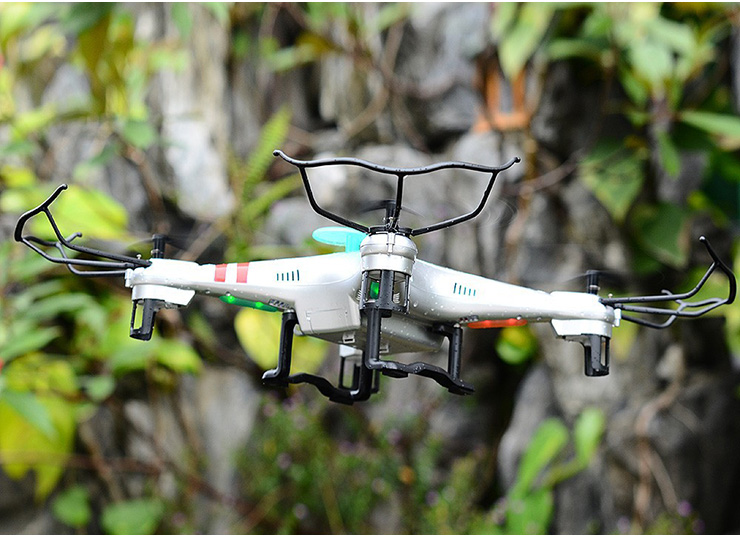 GPTOYS H2O Aviax Waterproof 3D Eversion 6-Axis Gyro Headless Mode RC Quadcopter RTF 2.4GHz