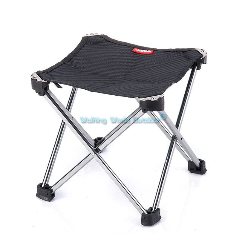 New Outdoor Foldable Beach Chair Portable Aluminium Alloy Chair Fishing Chair