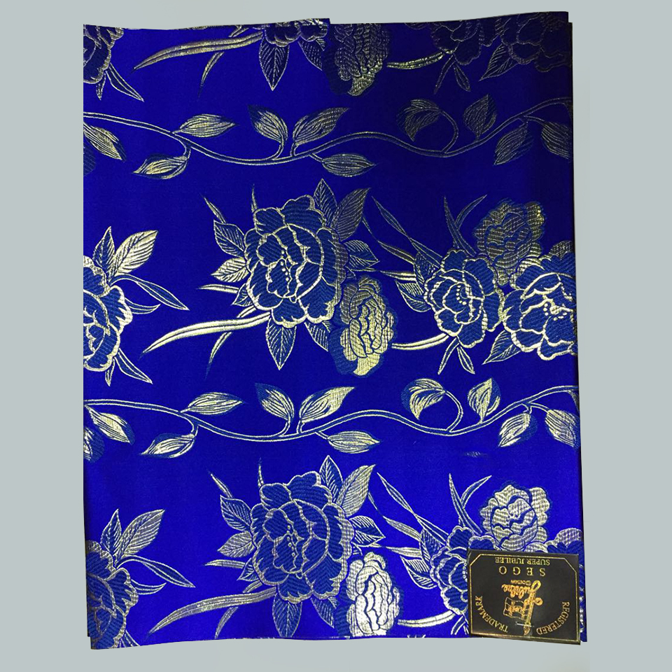 Aafrican head wraps,african headties sego gele head tie sego head tie in royal blue 2pcs/pack LXL-5-13(China (Mainland))