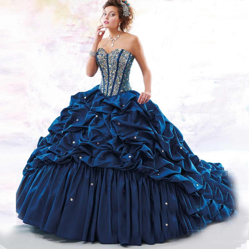 Blue Masquerade Ball Dresses | Gowns Ideas