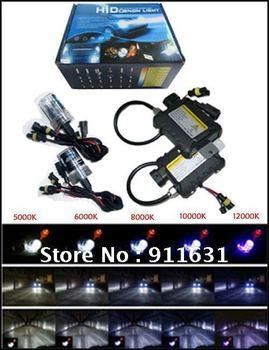 Car Xenon HID kit H1 H3 H7 H8 H9 H10 H11 9005 9006 HB3 HB4 35W slim ballast 4300K,5000K,6000K,8000K,10000k,12000k