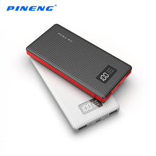 Buy Pineng PN-963 Original New 10000mAh Portable Battery Mobile Power Bank USB Charger Li-Polymer LED Indicator Smartphone for $15.86 in AliExpress store