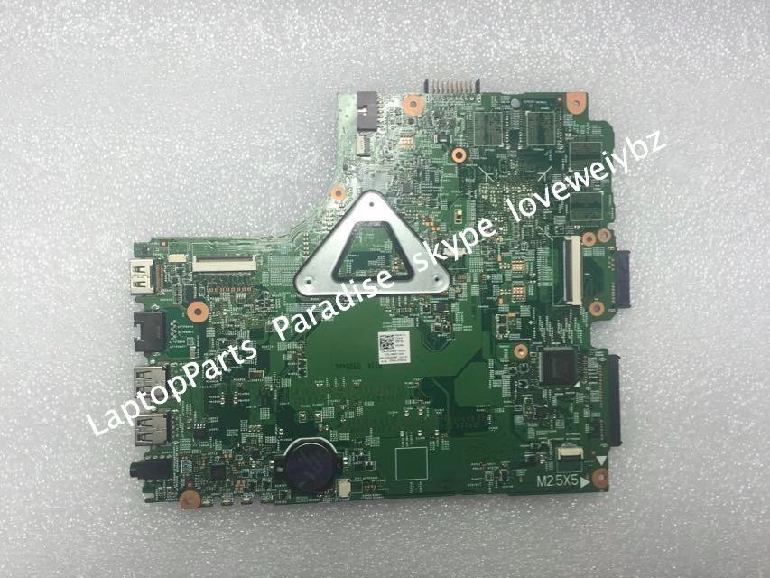 Free Shipping YGRK4 0YGRK4 Motherboard For Dell Inspiron 14R 5437 3437 Notebook with intel i5-4200U Processor(China (Mainland))