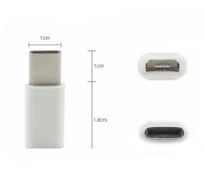 Type-C USB 3.1 Transfer Head Charging Data Transmission Transfer Head For samsung android(China (Mainland))