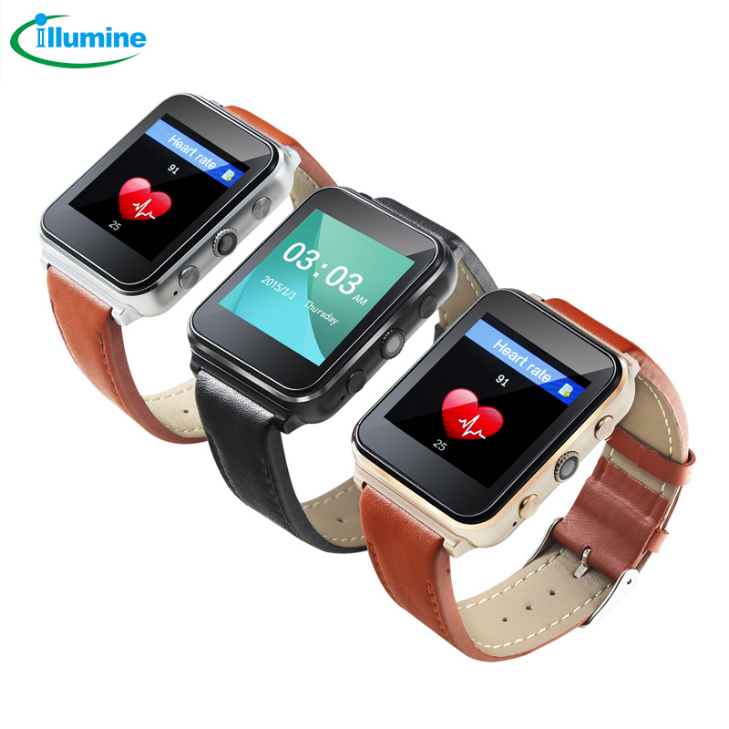 ILLUMINE 2016 hot sale DGB-400 Bluetooth Smart Watch Intelligent Smartwatch For Android Mobile Phone Killer Remote Camera<br><br>Aliexpress