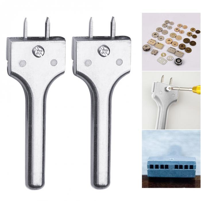 Магнитная пряжка монтажный инструмент Кожа DIY ремесло Регулируемая прочная