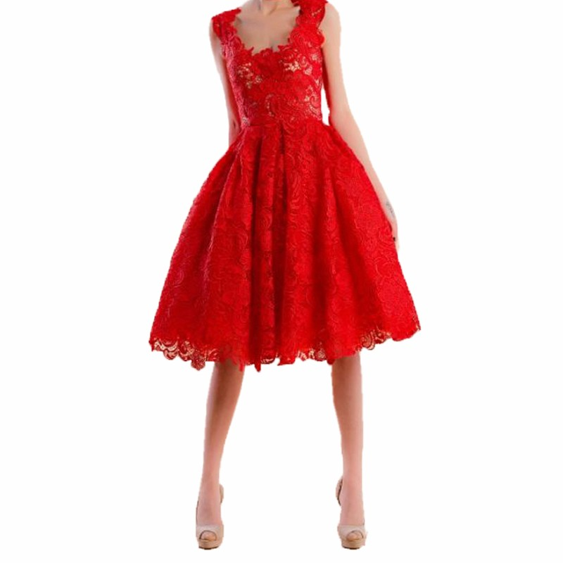 2015 Fashion Summer Women Full Lace Dress Sexy Sleeveless Vestidos V Neck Hollow Out Bodycon Elegant Party Dresses Plus Size
