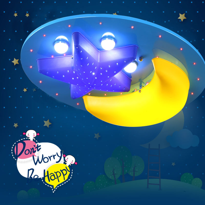 ecolight happy 25 aug sale free shipping ceiling light children light room baby room light cartoon baby room lighting ceiling