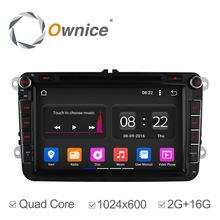 1024*600 Quad Core Android 5.1 Car DVD FOR Volkswagen Golf Tiguan Polo Passat Jetta Car GPS Navigation Radio 2G RAM + 16GB ROM(China (Mainland))