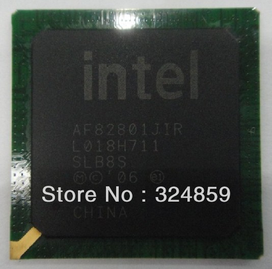 100% NEW ORIGINAL AF82801JIR Notebook computer COMMON IC chip chipset - jc yang's store