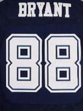 Mens 4 DAK 21 EZEKIEL 82 JASON 88 DEZ Blue White Throwback elite Jerseys(China (Mainland))