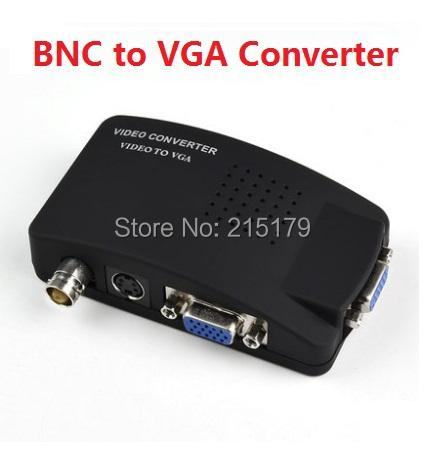 Конвертер bnc-vga своими руками