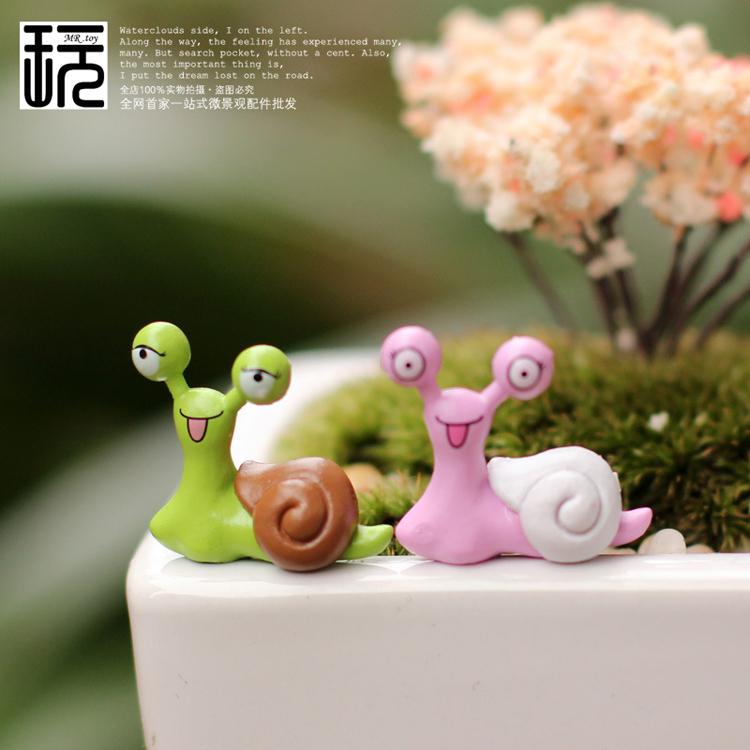 Marionnettes d 39 escargot promotion achetez des marionnettes for Escargot decoration jardin