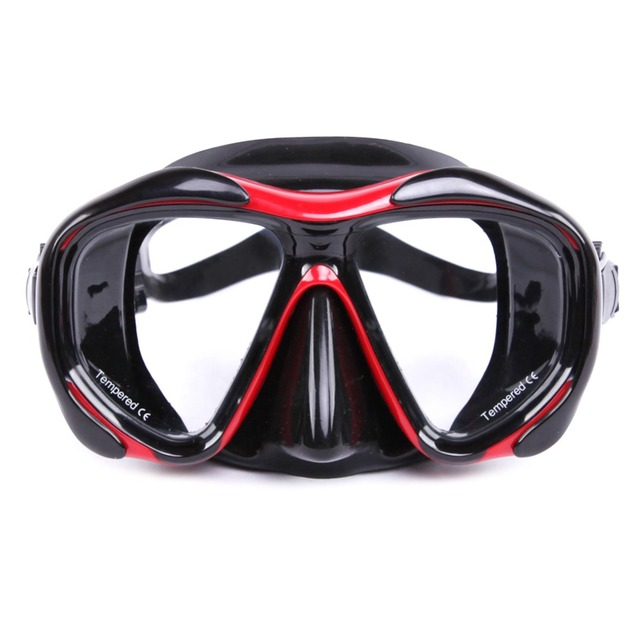 Whale brand Professional scuba mask