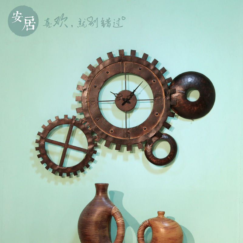 mobiliario jardim jumbo:Large Decorative Wall Clocks