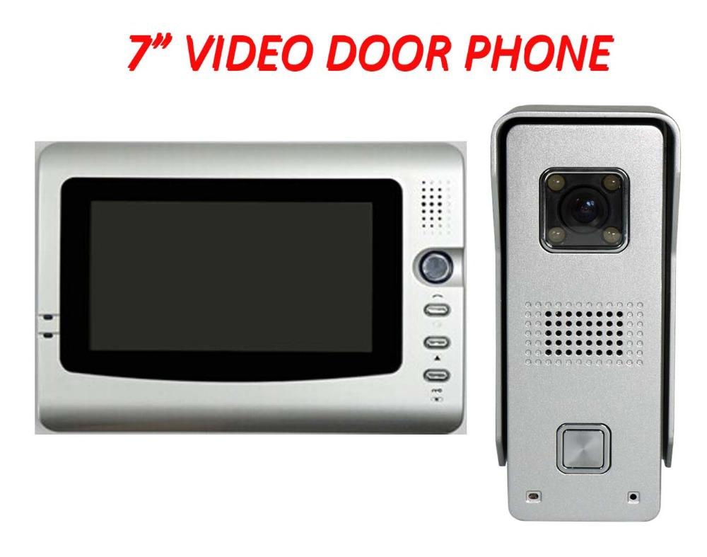 video door phone system pdf