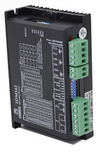 2DM542 2phase NEMA23 NEMA17 stepper motor driver 32bit DSP DC24-48V 1.0-4.2A