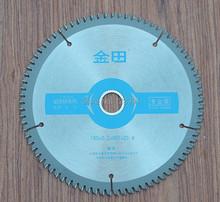 Envío gratis China nadie marca 1 unid alta calidad 180 * 2.2 * 25.4 * 80 T TCT hoja de sierra para NF metal perfil de aluminio de corte