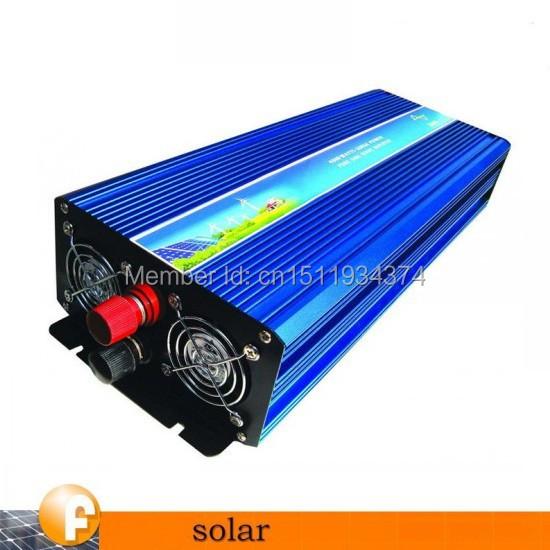 CE&RoHS Pure Sine Wave Solar Inverter 2000w 24V to 230v(China (Mainland))