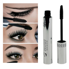2014 New arrival brand Eye Mascara Makeup Long Eyelash Silicone Brush curving lengthening colossal mascara Waterproof Black 6.5g