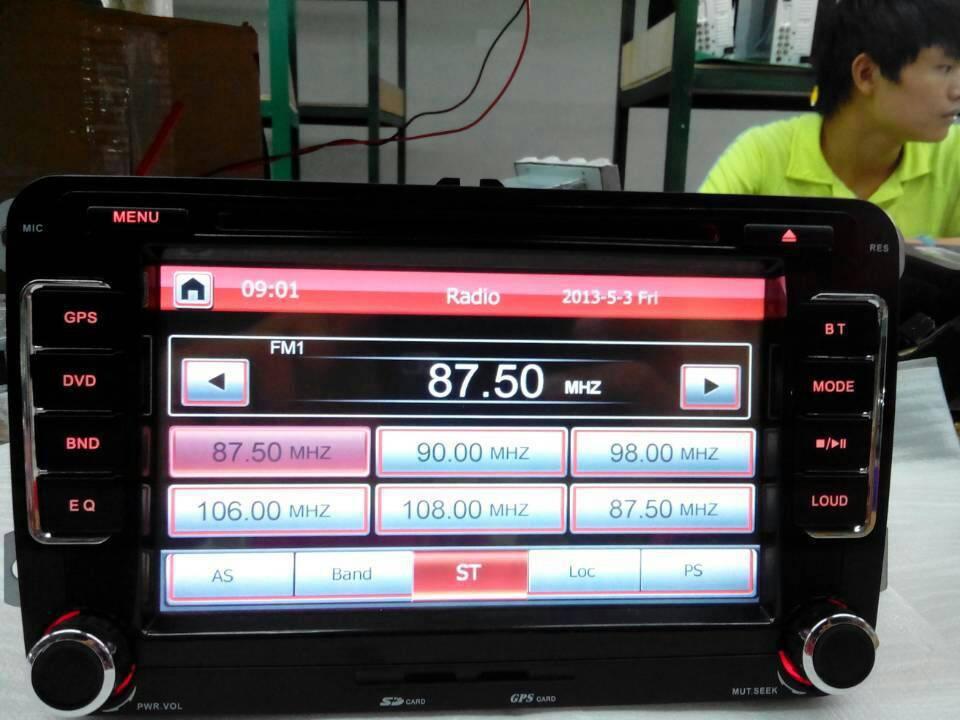 Cheap VW Car DVD Player VW-E57 for VW GOLF(MK6)(2009-2011),GOLF(MK5)(2003-2009)(China (Mainland))