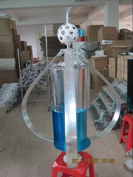 Hot selling!Vertical Axis Wind Turbine Generator,12/24V,300W,100% high efficiency small wind turbine (S300)