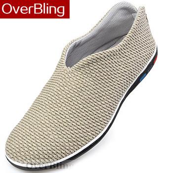 Mens Casual Canvas Shoes Shoes men Sneakers Sport Cotton Mesh Shoes Lightweight Breathable