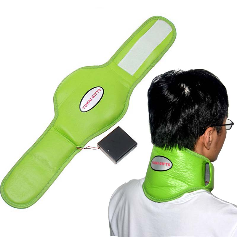 electric shiatsu Neck Massager Cure Neck Sickness magnetic therapy massager for neck massage neck Easily As Seen On TV(China (Mainland))