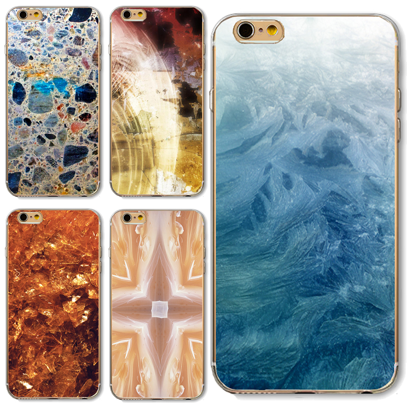 5C Soft TPU Cover For Apple iPhone 5C Cases Phone Shell Hot Popur Blue Marble Rock Stone Texture Customs Style(China (Mainland))