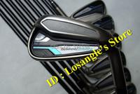 Hot SpeedBlade Golf Irons With Original Velox 65grams Graphite Shaft Regular Flex Golf Speed Blade Clubs #456789PAS