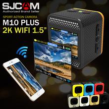 SJCAM M10 Plus Sport Camera WiFi 2K 30fps 1.5 LCD NTK96660 Diving 30m Waterproof Helmet Action Camera