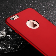 """Buy Fashion Housing Apple iPhone 6 6S Plus Phone Case 360 Full Protection Matte Hard Plastic Slim Back Cover iPhone6s 4.7"""" for $1.92 in AliExpress store"""