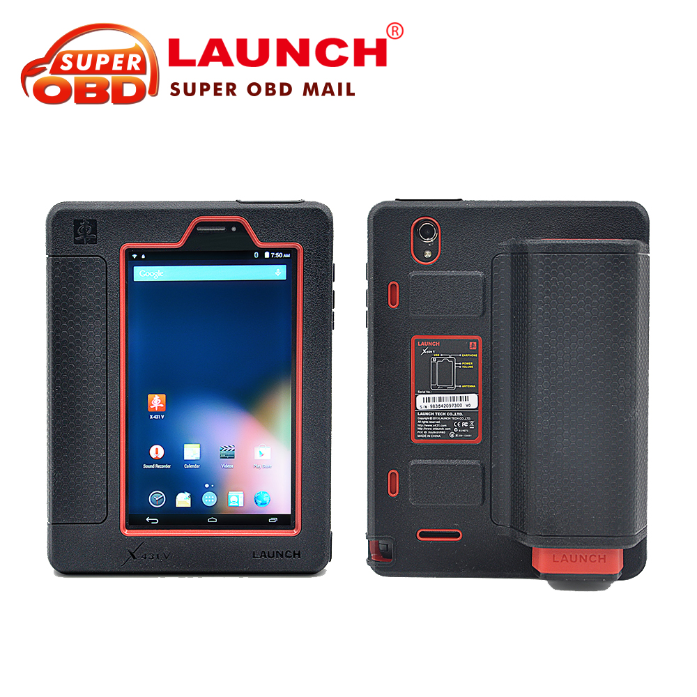 2016 100% Original LAUNCH X431 V with Wifi/Bluetooth Full System X-431 V diagnostic-tool Online Update DHL Free Shipping(China (Mainland))