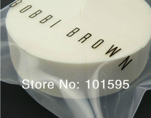 Nova beleza branco suave rodada engrosse esponjas de limpeza Facial de limpeza esponja cosméticos pó esponja