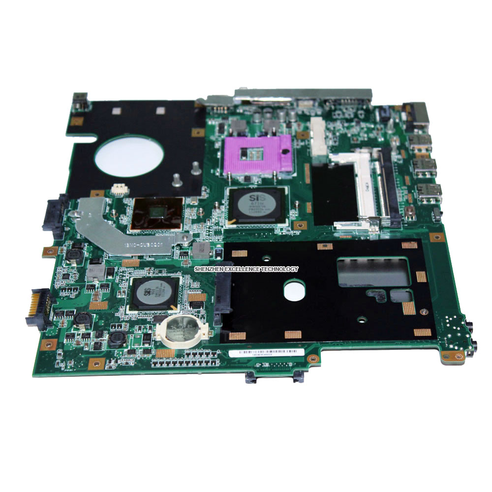 In stock! Original For Asus laptop X61S F50SL REV:2.1 Motherboard Mainboard Working Perfect & Free Shipping(China (Mainland))